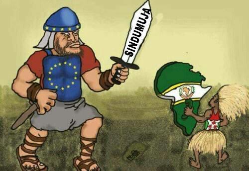Pour le Burundi l'UE a imposé directement des sanctions???