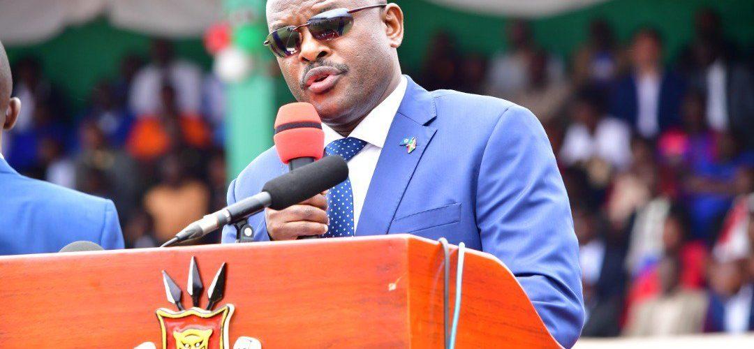 Le Chef de l'Etat convie les Burundais à renforcer l'unité dans leurs activités quotidiennes