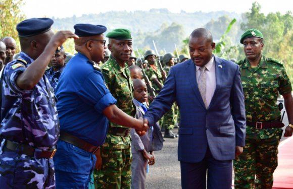 Réunion d'évaluation de la sécurité à Kayanza
