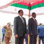 Le Président somalien effectue une visite au Burundi