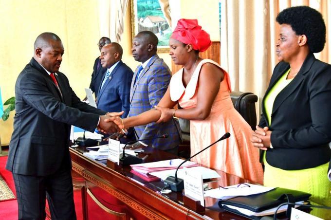 Conseil des Ministres:7 points à l'ordre du jour