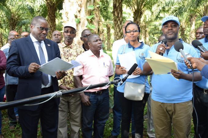 770 hectares retournés au domaine de l'Etat