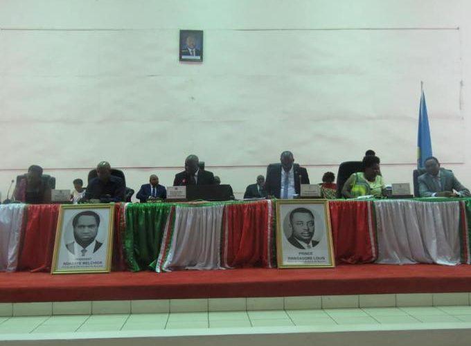 Le parlement se prononce sur la décision de réduire les troupes burundaises de l'AMISOM