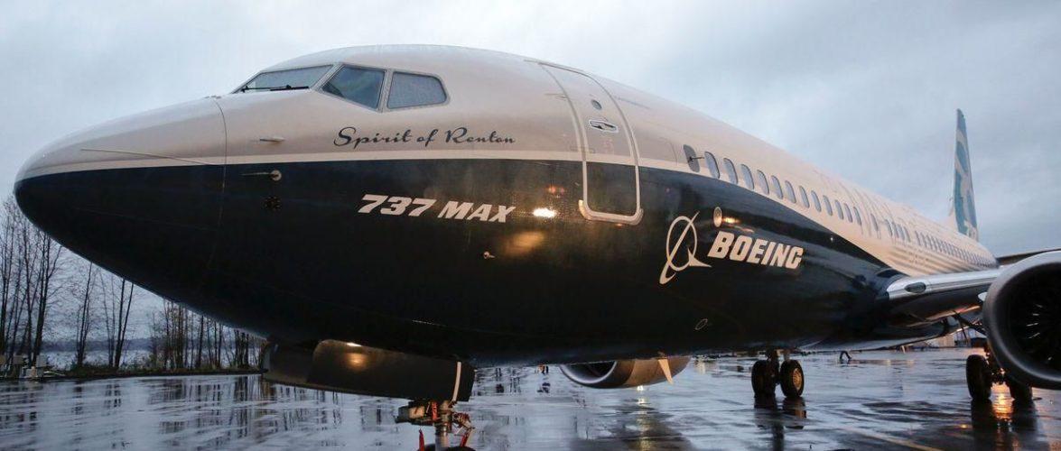 Les Boeing 737 MAX 8 interdits de vol en Chine