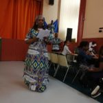 Bruxelles: Discours relatif au 8 mars, journée internationale de la femme par Mukerabirori Joséphine
