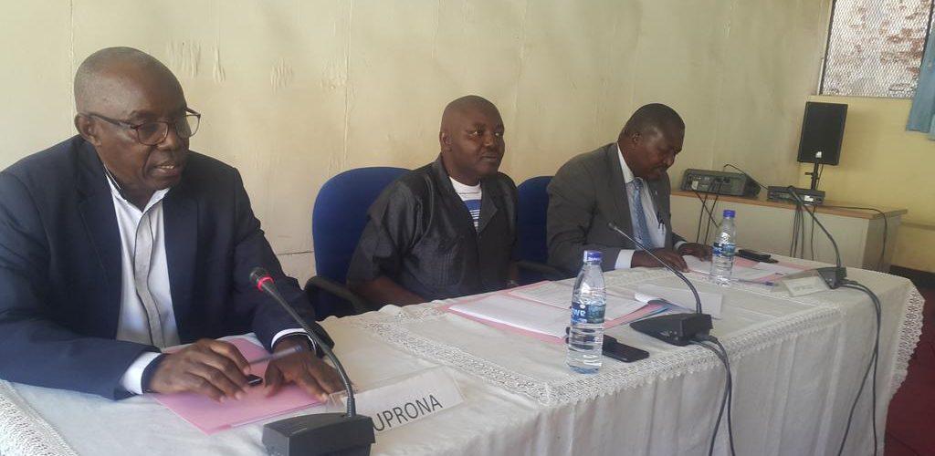 Assemblée Générale du Forum des Partis Politiques du Burundi