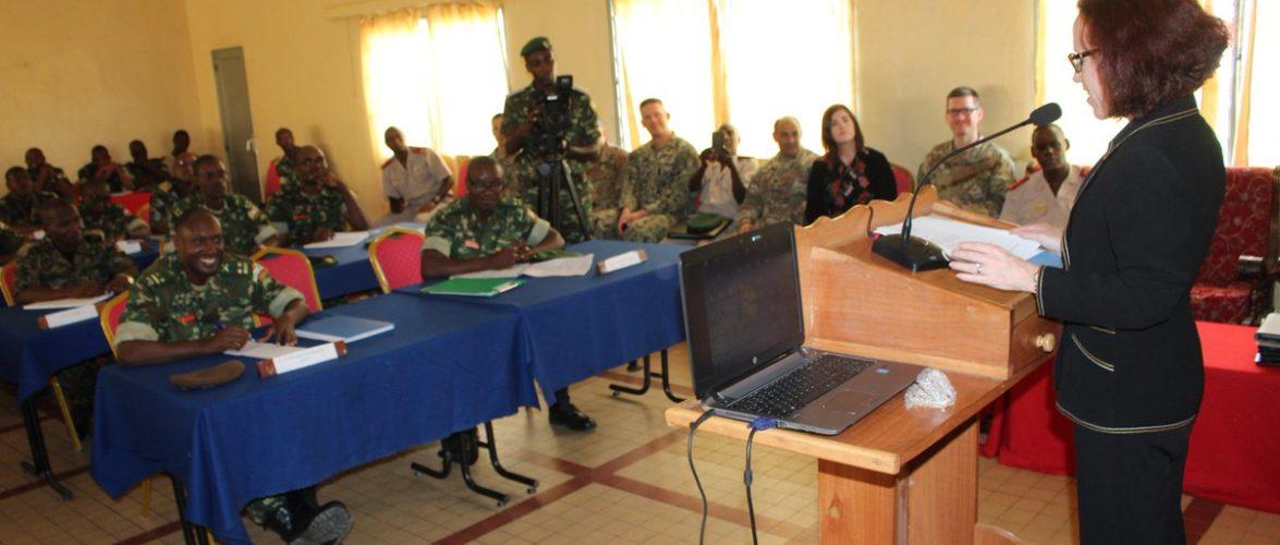 USA / Burundi : Gentille sur terrain et Méchante à la maison. Un paradoxe à ne pas négliger !