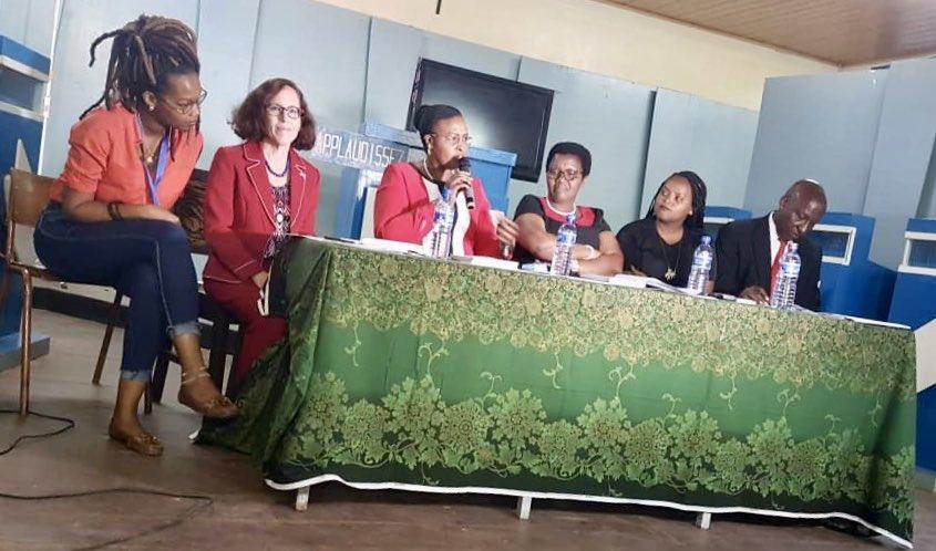 ( Photo : Ministère burundais de la Défense ; Amb. Anne Casper USA ; JIMBERE ; Ministère Burundais des Affaires Etrangères )