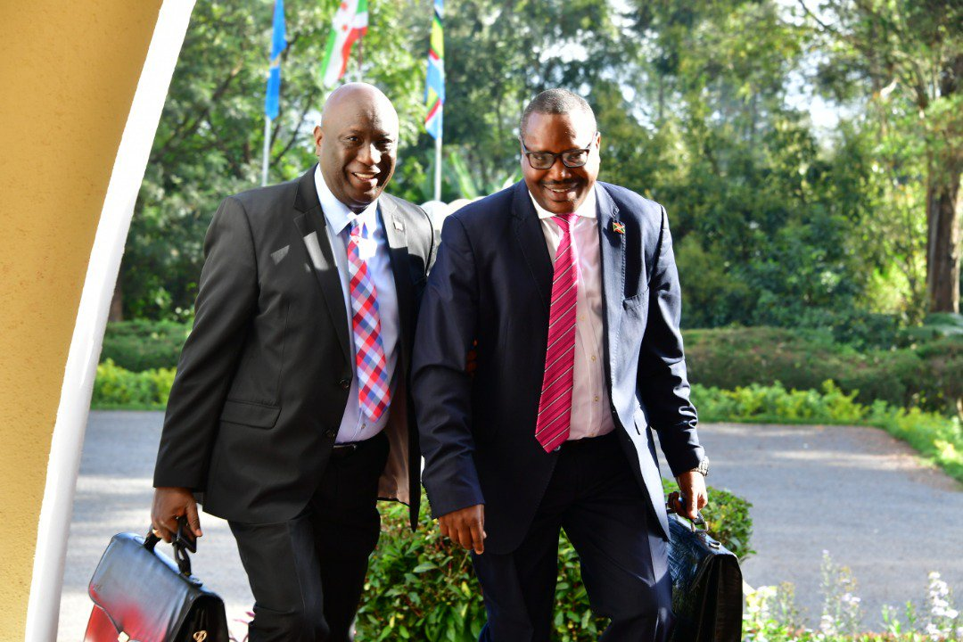 ( Photo : Presidence.bi, Menya )