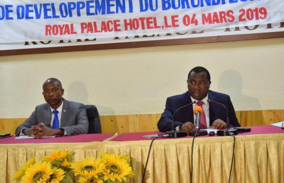 Le Plan National de Développement du Burundi 2018-2027 est la référence politique au niveau socio-économique