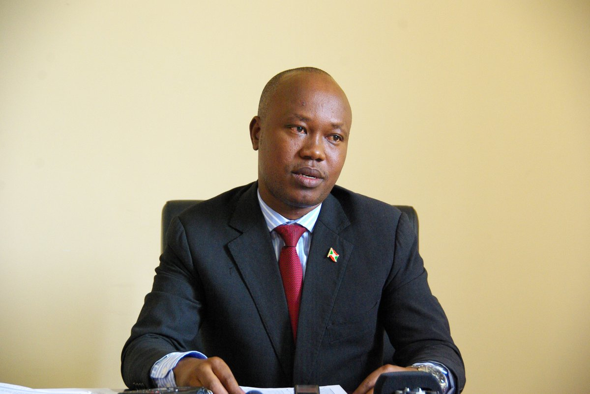Photo : Journal Burundi Eco @BurundiEco