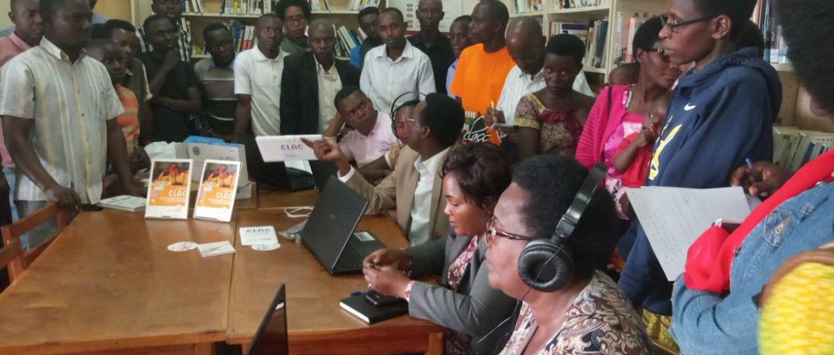 La France propose ses lectures au Burundi : Don de l'OIF en matériel didactique aux CLACs