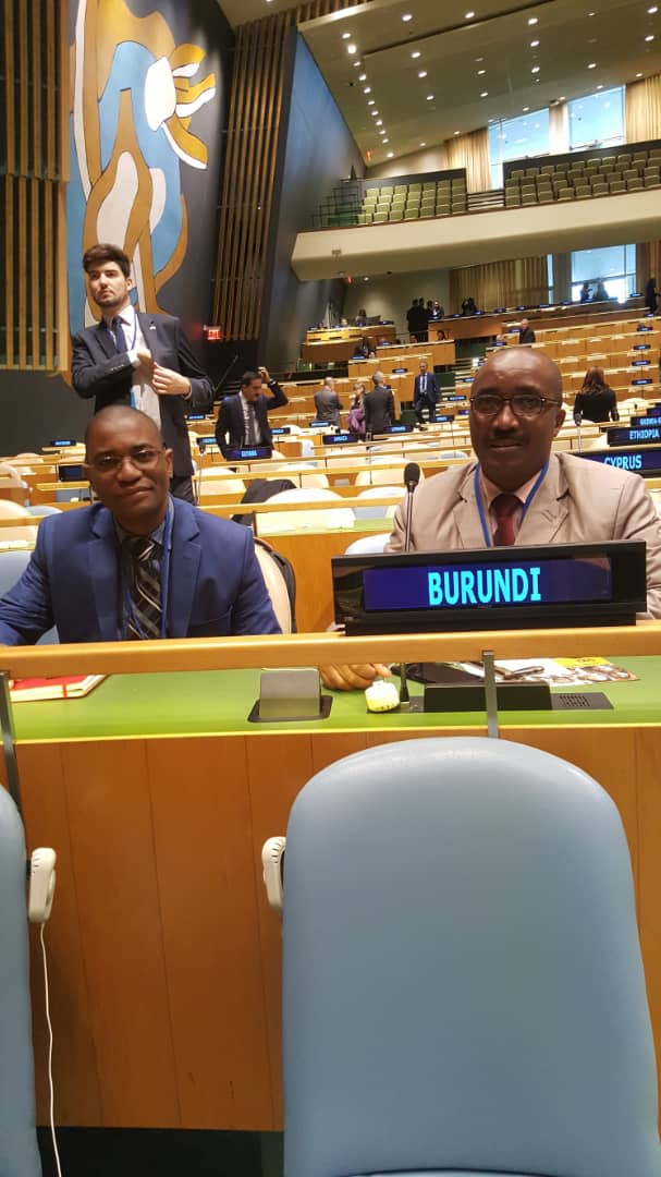 Photo : Burundi Net Media