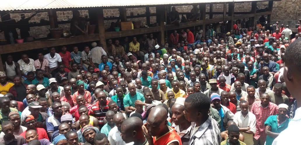 Droit de l'Homme – Le Burundi libère 140 prisonniers de la prison de Gitega