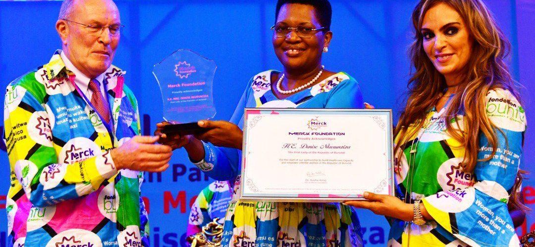 Burundi : Merck Foundation et Fondation Buntu lancent la campagne – Merck plus qu'une mère –