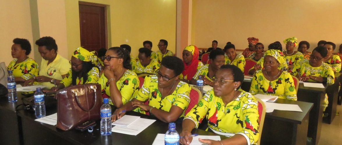 Burundi : Les femmes parlementaires réfléchissent sur la dimension genre …