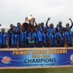 Burundi / Football : Aigle Noir Makamba sacrée Champion de la Primus League 2018-2019
