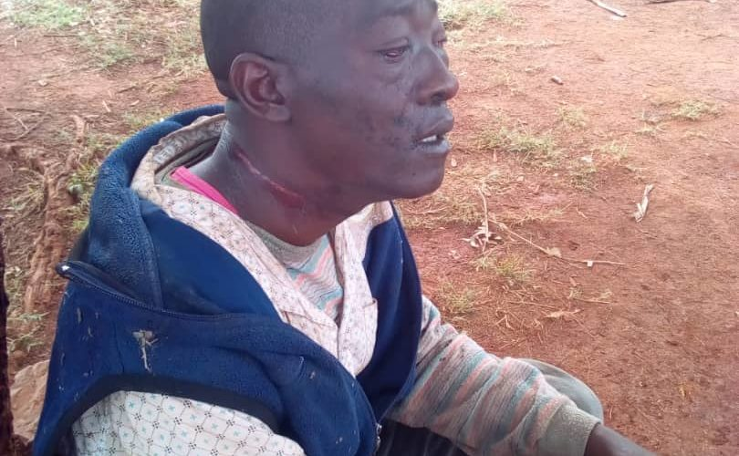 Burundi : Un citoyen burundais échappe à une tentative d'assassinat par étranglement par 6 militaires rwandais