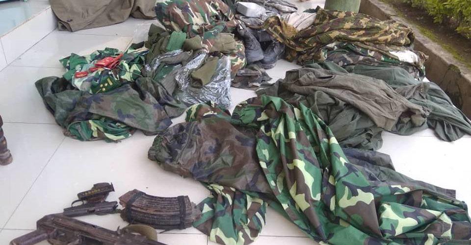 Burundi : La maison du putschiste ex-Colonel Dushimagize Dieudonné alias Gangi était devenue une cache d'armes pour terroriste