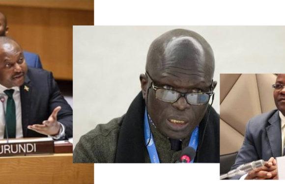 40ème Session du Conseil des Droits de l'Homme de l'ONU – Le Burundi répond aux propos fallacieux,diffamatoires, mensongers du Sénégalais M. Doudou Diene sur le peuple Burundais et ses leaders.