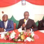 Le Président du Sénat effectue une visiste dans les communes Mbuye et Kiganda