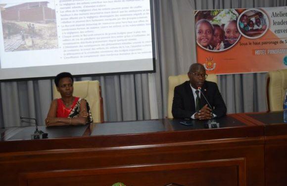 La lutte contre la négligence des enfants, une préoccupation du ministère des Droits de l'homme