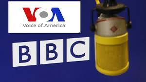 """Le CNC annonce de """"nouvelles sanctions"""" pour les radios BBC et La VOA"""