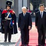 """UE: Xi Jinping promet à Rome une """"nouvelle route de la soie"""" à double sens"""