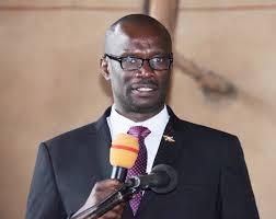 Le Président du Sénat visite la commune de Mugongo Manga