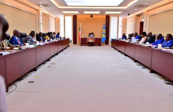 Burundi : Conseil des Ministres du Mercredi 3 Avril 2019