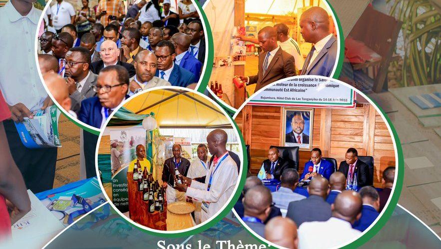 Préparation de la 2ème Édition du Salon Industriel du Burundi qui aura lieu du 13-15 Juin, à l'hôtel Club du Lac, Bujumbura