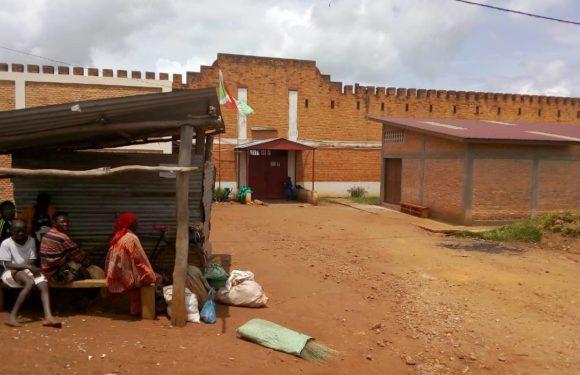 Burundi : La prison centrale de la province de Rutana surpeuplée