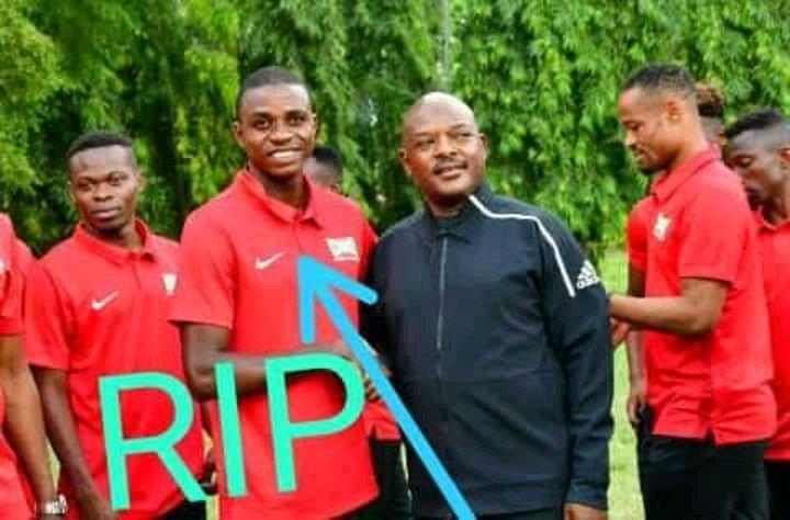 Hommage à Papy Faty : Le Football du Burundi vient de perdre un des siens