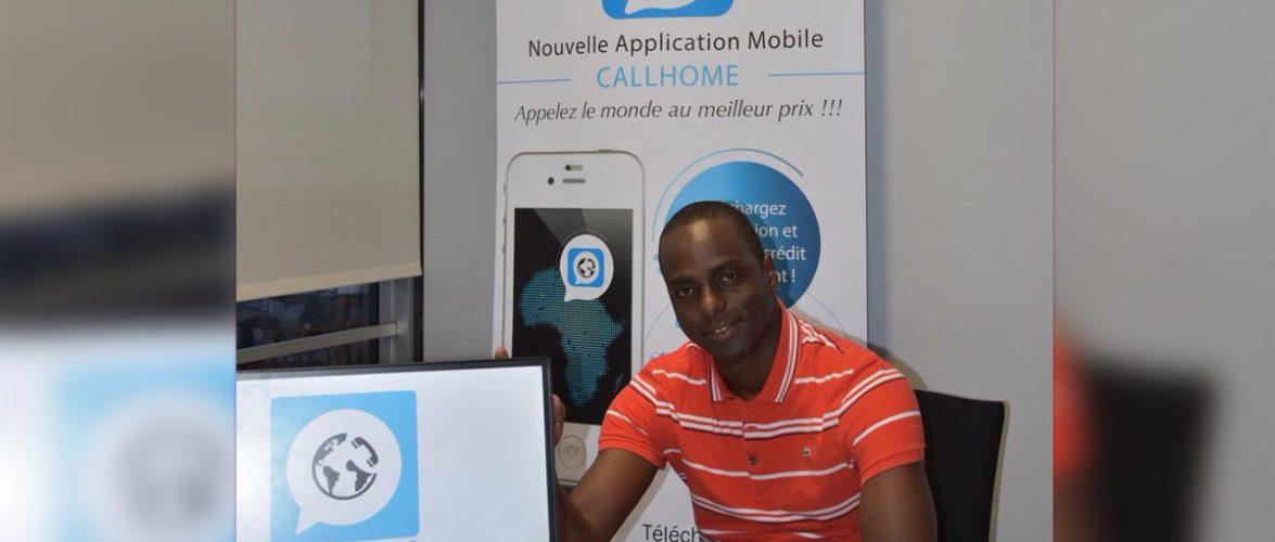 Burundi : Callhome – Application Android-IPhone créée par Yves Rumuri, Burundais de la Diaspora