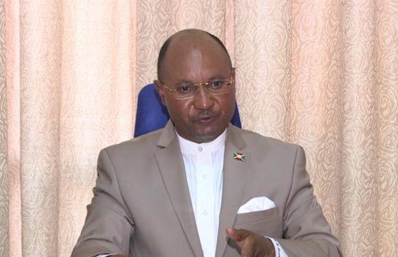 Le ministère de ia sécurité présente le bilan trimestriel