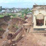 Bujumbura Mairie/ravins: plus de 15 maisons écroulées