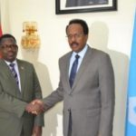 Rémy; nouvel Ambassadeur du Burundi en Somalie