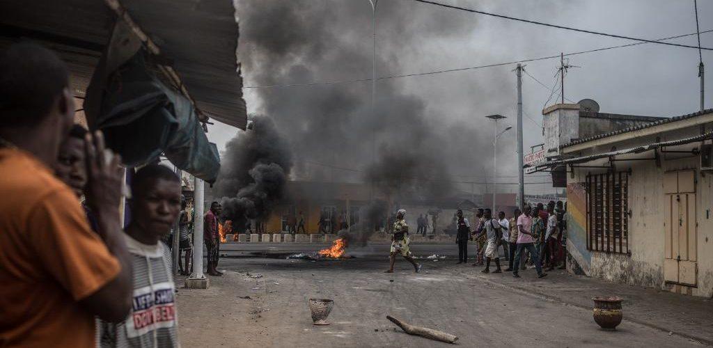 Le Bénin secoué par des violences post-électorales