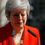 Theresa May,démissionne