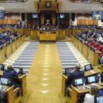 Cyril Ramaphosa élu président d'Afrique du Sud