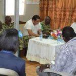 L'UNSOS réitère son engagement à soutenir le contingent burundais