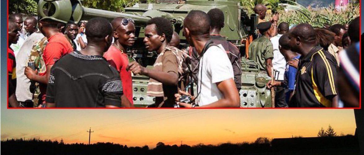 4 ans après la Révolution de Couleur au Burundi, avec son Coup d'Etat militaire raté le 13/05/2015