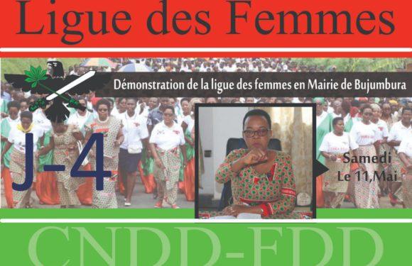 Burundi : Abakenyererarugamba organise ce 11 mai 2019 une marche à Bujumbura