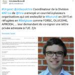 Le media INTUMWA prévient d'un lobbying de HRW au Parlement UE contre le Burundi