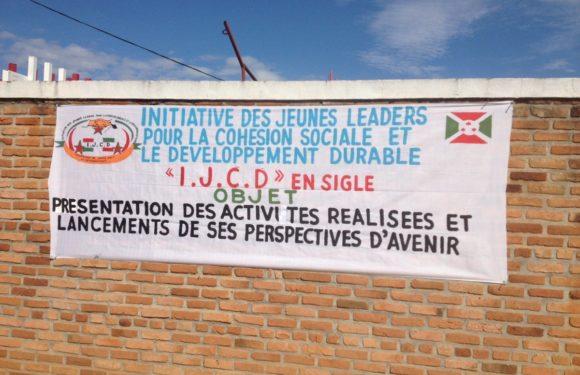 Burundi :  IJCD veut mobiliser dignement et sans violence les jeunes Barundi aux élections démocratiques de 2020