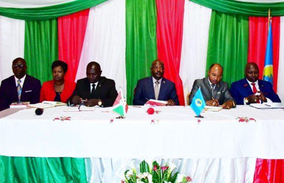 Burundi : Réunion d'évaluation de la sécurité au niveau national