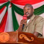 Le chef de l'Etat demande aux Burundais d'éviter de trahir leur pays
