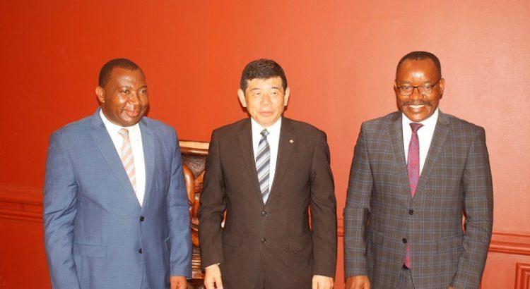 Le ministre en charge des Finances a reçu en audience le secrétaire général de l'Organisation mondiale des douanes