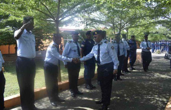 Fin de la tournée du ministre en charge de la sécurité publique dans les régions de Police