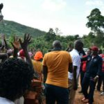 Province de Bujumbura: la route dénommée Astrida en passe d'être asphaltée